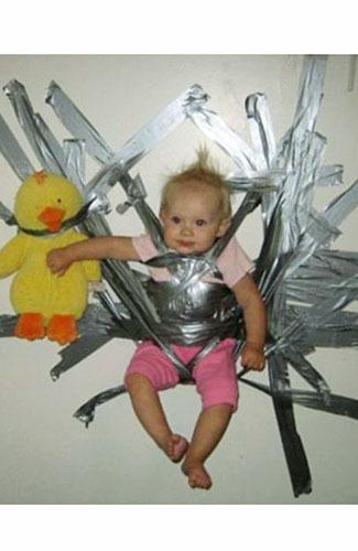 Sepuluh Kelakuan Orangtua Terkonyol di Dunia - bentuk tubuh