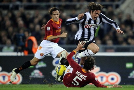 Nasib Juventus di tangan Roma - berita Liga Italia