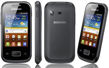 Fitur Samsung Galaxy Pocket