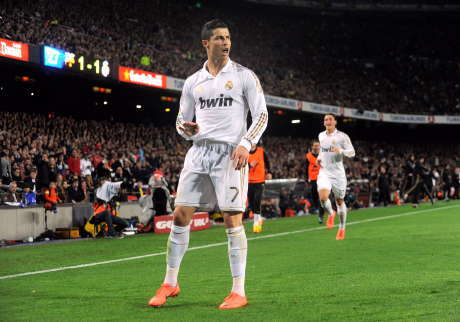 YOUTUBE BARCELONA VS MADRID 1-2 22/04/12 RONALDO