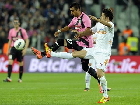 Juventus Vs As roma 4-0 Juventus Hajar Roma Jauhi Milan Dipuncak Kelasmen Liga Italia 2012e