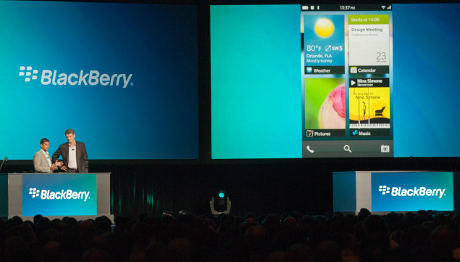 Blackberry World 2012 Event