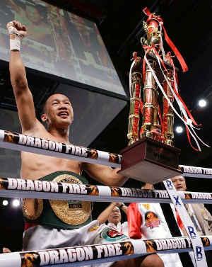Daud Yordan, Juara Dunia Tinju Kelima Dari Indonesia [ www.BlogApaAja.com ]