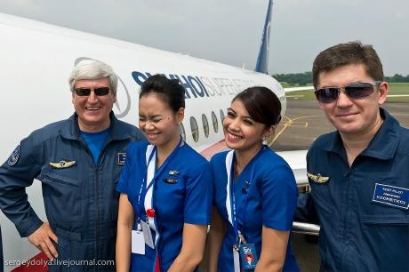Pilot Sukhoi Diduga Terlalu Ceroboh [ www.BlogApaAja.com ]