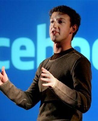 7 Kalimat Inspiratif Mark Zuckerberg