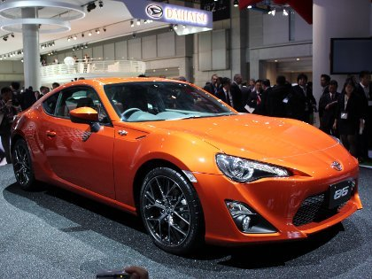 Mobil Sport Toyota 86 Meluncur 1 Juni di Indonesia