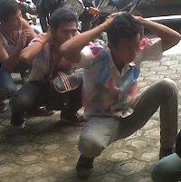 Rayakan Kelulusan, Puluhan Siswa Sma Di Garut Ditangkap Polisi [ www.BlogApaAja.com ]