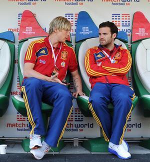 Skuad Terbaru Spanyol Euro 2012