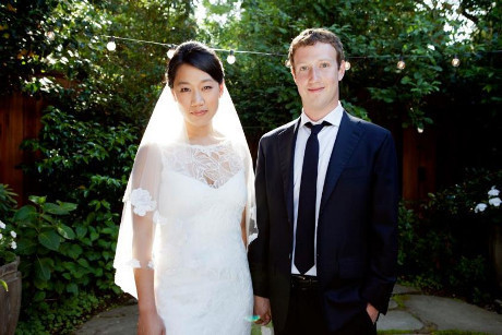 Nikahi Wanita Non Yahudi, Zuckerberg Diprotes [ www.BlogApaAja.com ]