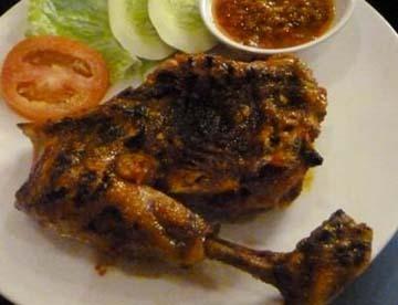 Resep Ayam: Ayam Bakar Rawit