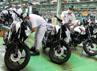 Honda Gelontorkan Mega Pro Face Lift Warna Putih mega pro 1a