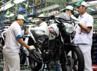 Honda Gelontorkan Mega Pro Face Lift Warna Putih mega pro 3a