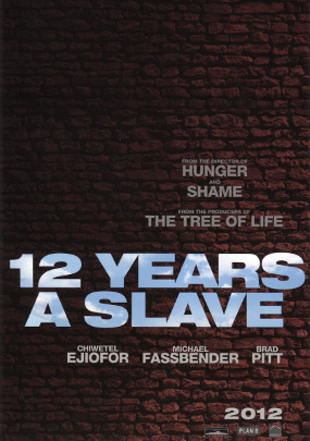 Idflography 12 Years A Slave 2013