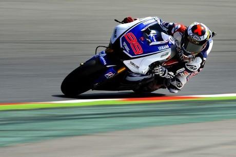 Hasil Balapan Moto GP Catalunya 3 Juni 2012