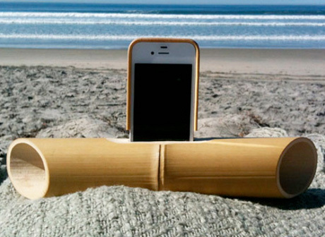 Gadget Unik dari Bambu - infoinfo unik