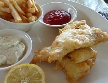 Resep Seafood: Crispy Fish