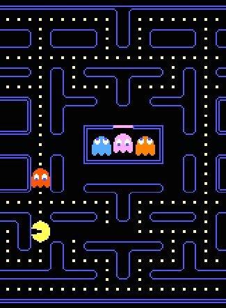 Pac Man untuk HP