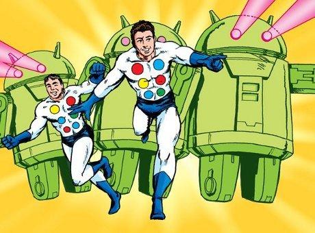 Inilah 5 Tokoh Teknologi yang Jadi Superhero