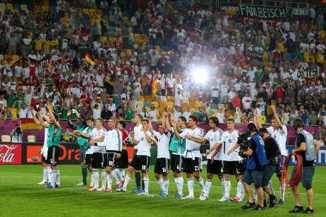 8 Delapan Besar Peserta Euro 2012
