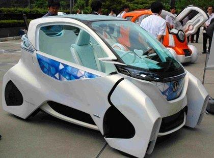 mobil masa depan paling canggih dan keren