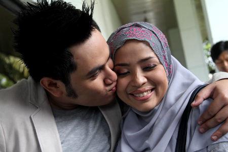 Pernikahan Mewah Nassar dan Muzdhalifah