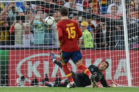 HASIL SEMIFINAL PORTUGAL VS SPANYOL 2-4 SPANYOL MELAJU KE FINAL EURO 2012