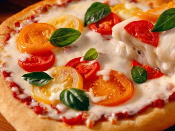 Nyam nyam... Pizza Ini Bernutrisi dan Tak Bikin Gendut!