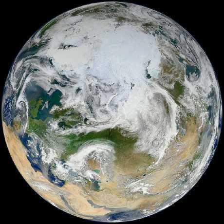 Bumi Berada di Titik Terjauh dari Matahari