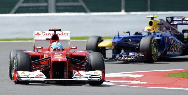 Webber Juara GP Inggris
