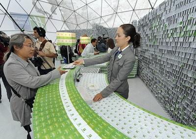 Inilah HOTEL yang terbuat dari 200.000 lembar kartu