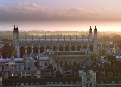 University of Cambridge - Inggris
