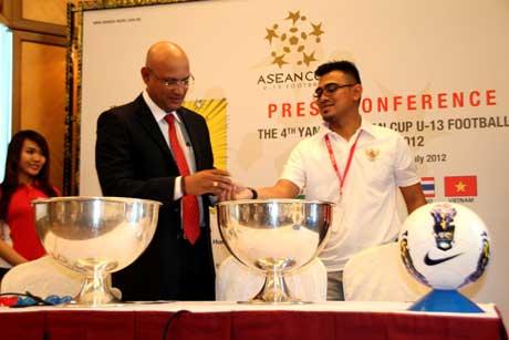 Yamaha ASEAN Cup 2012 Timnas U-13 Berada Digrup Neraka Bersama Thailand