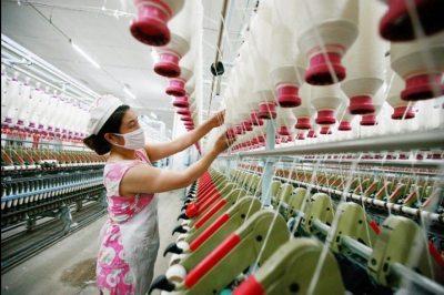 China adalah manufaktur terbesar di dunia