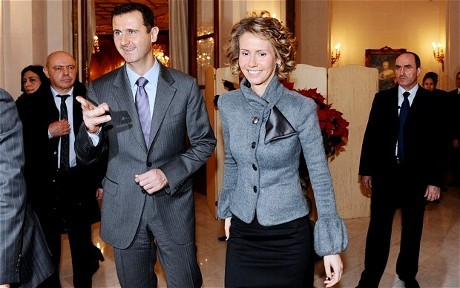AS Otak Dibalik Jatuhnya Rezim Suriah