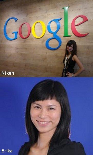 Erika dan Niken