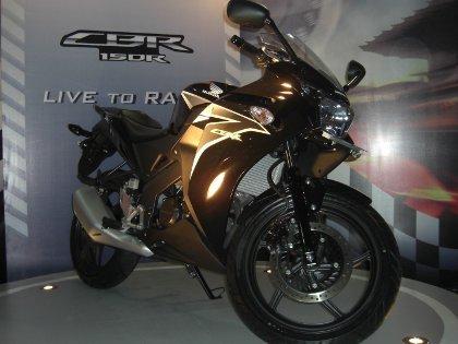 New Honda Teralis Generus Baru CBR Honda 150cc