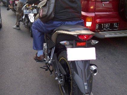 Bocoran New Yamaha Vixion Generasi 2 Terbaru 2012
