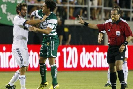 Hasil dan Video Real Madrid vs Santos Laguna 6 Agustus 2012