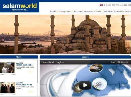"Rilis November : Sosmed Islami ""Salam World"""