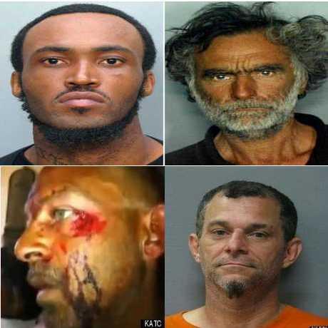 Kasus Kanibalisme Mengerikan & Aneh di Tahun 2012