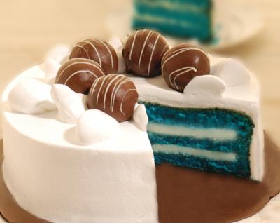 Resep Cake: Blue Velvet Cake
