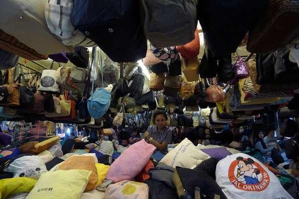 Berburu Baju Lebaran Murah Di Pasar Senen