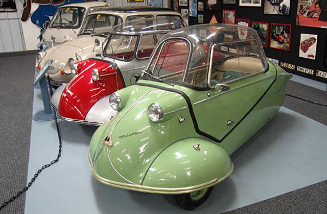 4 Mobil Kecil di Dunia
