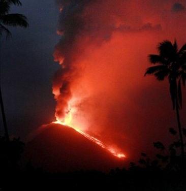 Gunung Soputan Meletus, Gubernur Sulut Berpesan Agar Warga Tidak Panik