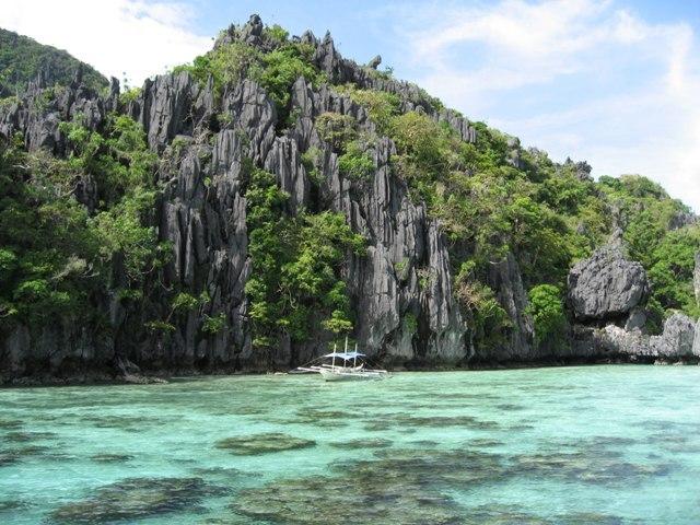 PALAWAN ISLAND - FILIPINA
