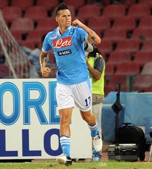 Hasil Liga Italia: Napoli Atasi Fiorentina, Lazio Hantam Palermo
