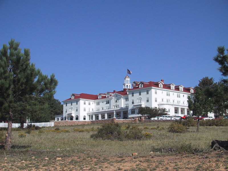 The Stanley Hotel, Estes, Colorado, AS