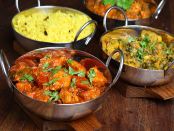 The Bombay King : Restoran Ini Melayani Pesan Antar Sejauh 6437 Km [ www.BlogApaAja.com ]