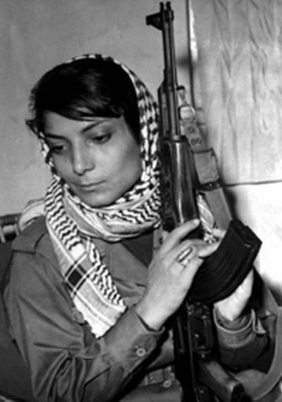 Teroris Wanita Paling Cantik
