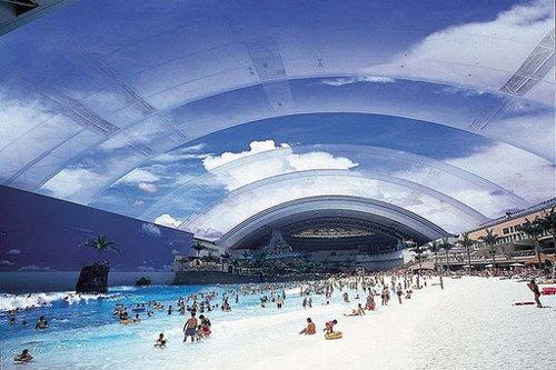 Water park indoor terbesar di dunia